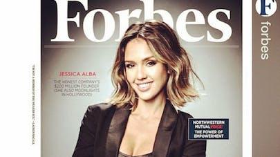 Jessica Alba, une maman entrepreneuse milliardaire