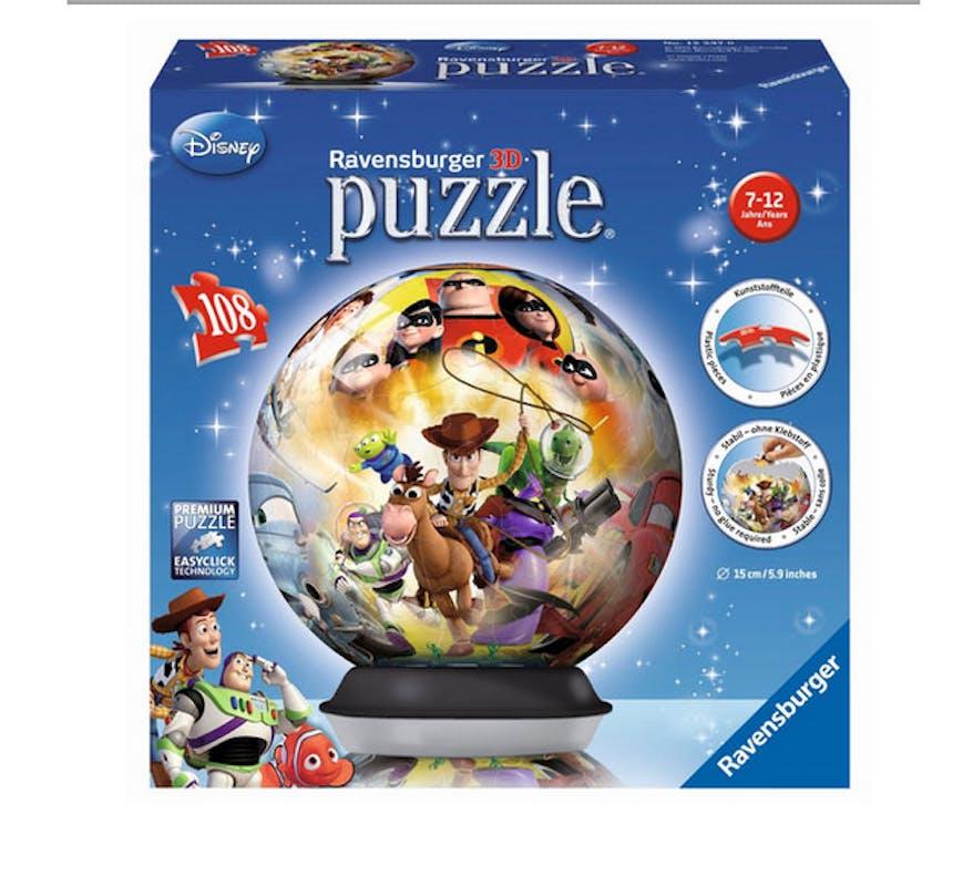 Puzzle en 3D