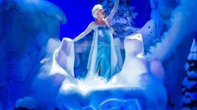 Reine des Neiges : Disneyland Paris lance la « fête Givrée   »
