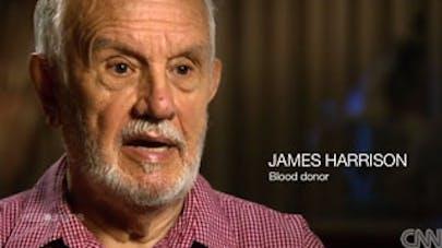 Australie : ce donneur de sang a sauvé deux millions de   bébés