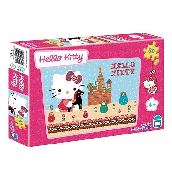 Puzzle Hello Kitty 60 pièces