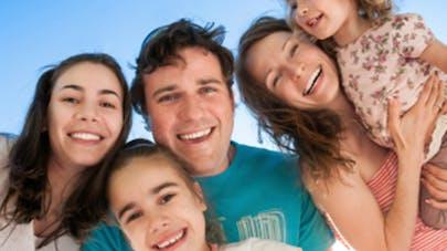 Australie : une famille fait le tour du monde avant de   perdre la vue
