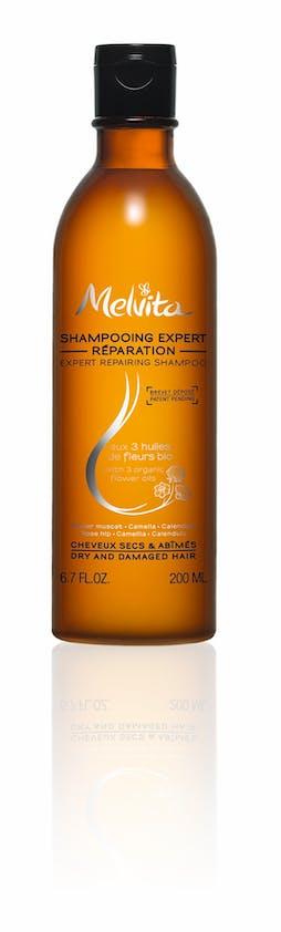 Shampooing Expert Réparation, Melvita, 12,90€