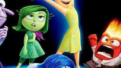Cinéma : Vice-Versa, le dernier Pixar arrive en salles   !