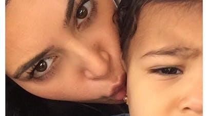 Kim Kardashian dévoile le sexe de son bébé