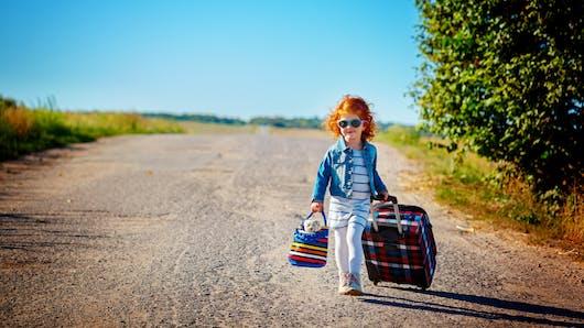 Vacances : notre top des valises rigolotes pour   enfant