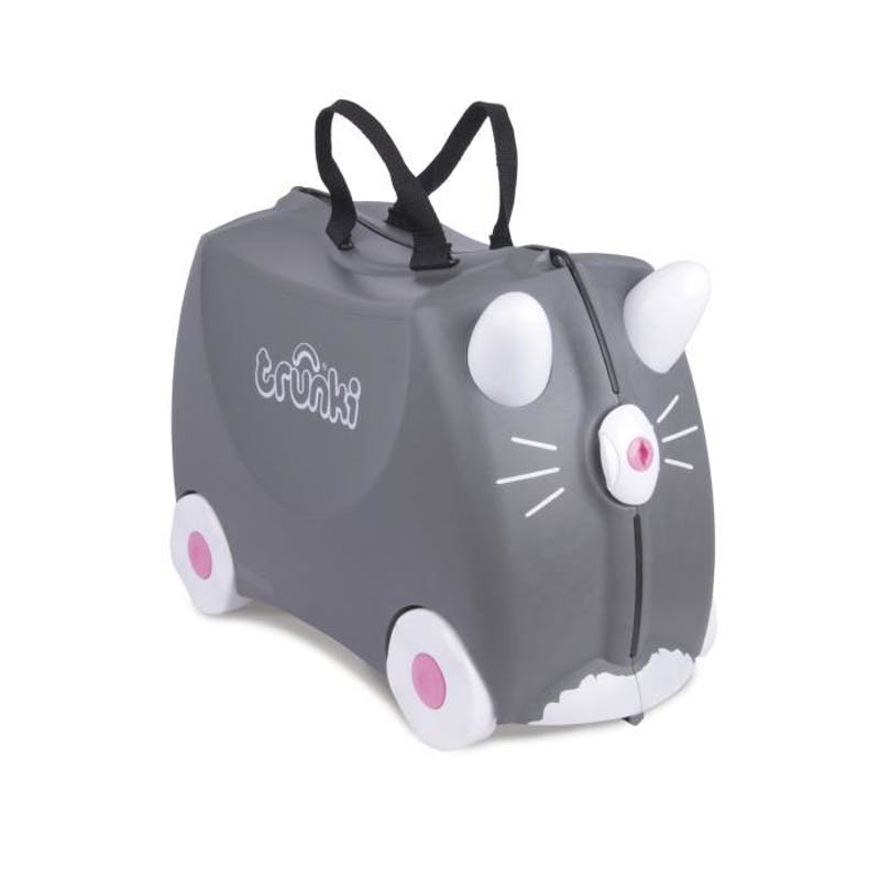 Valise Benny the cat, Trunki