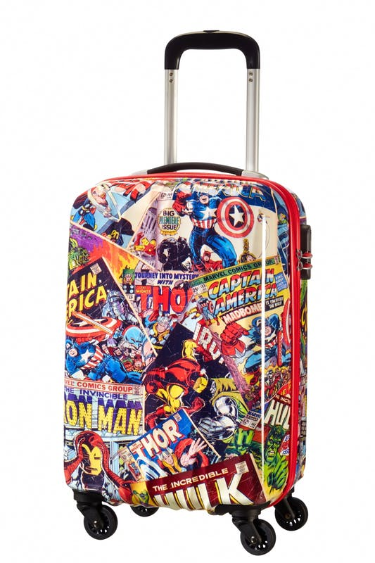 Valise Marvel Legends Spinner, American         tourister