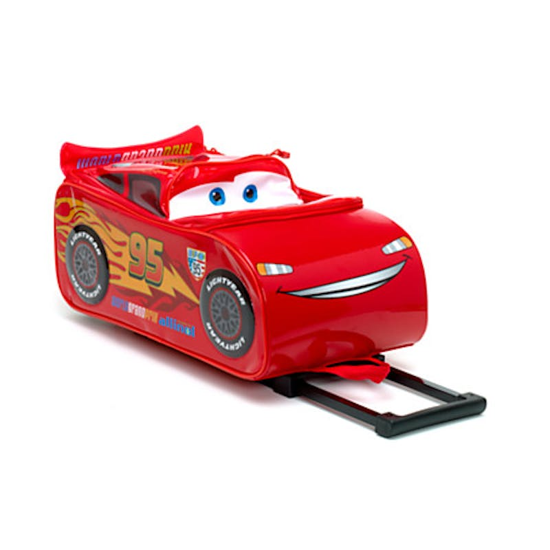 Valise à roulettes Flash McQueen de Disney Pixar         Cars