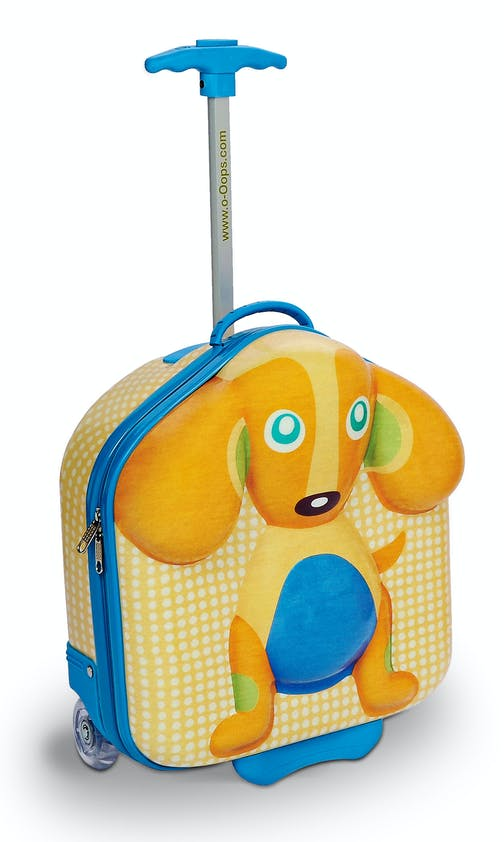 Valise trolley chien oops, Baby To Love