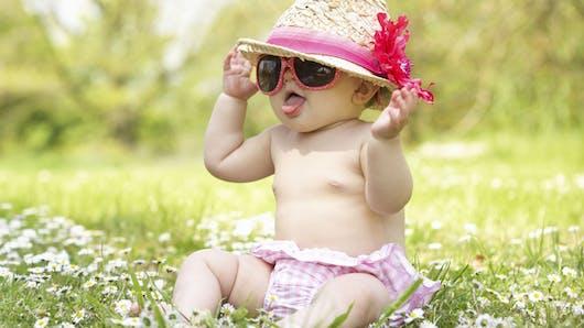 Canicule : les bons gestes pour protéger les enfants