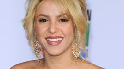 Shakira célèbre les 5 mois de son fils Sasha