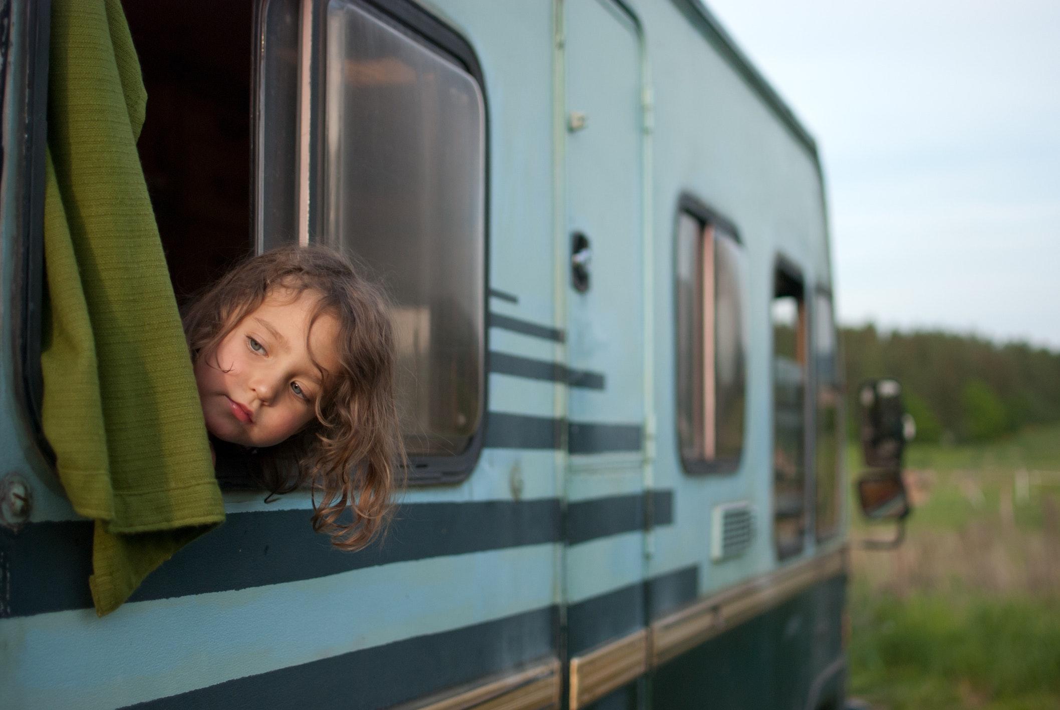 Vacances en famille : on se laisse tenter par le   camping-car !