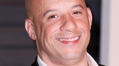 Vin Diesel, toujours aussi gaga de sa petite   Pauline