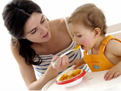 Nutrition : on cuisine sainement pour son bébé