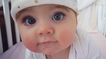 Photo : ce bébé de 8 mois a 180 000 fans sur   Facebook!