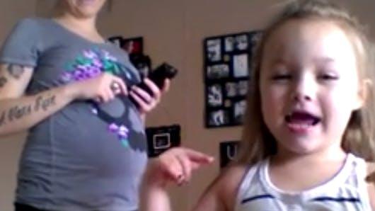 Vidéo : une chorégraphie mère/fille qui fait le buzz  !