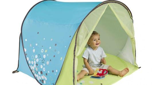 Banc d'essai : 10 tentes et abris anti-UV