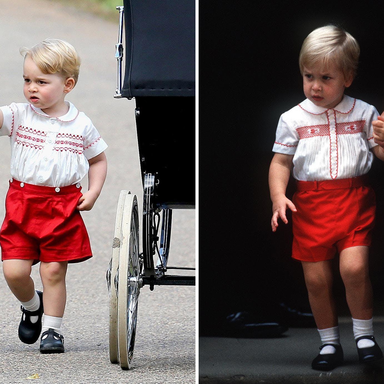 Prince George : héritier du trône et de la mode !
