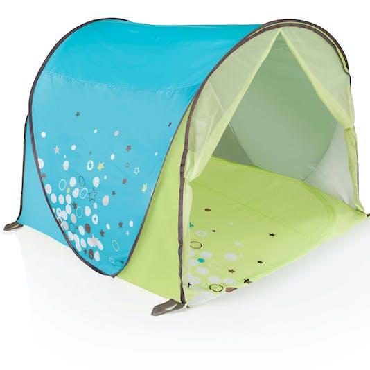 banc d 39 essai 10 tentes et abris b b anti uv. Black Bedroom Furniture Sets. Home Design Ideas