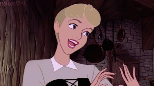 Photos : 8 princesses Disney redessinées avec des cheveux courts