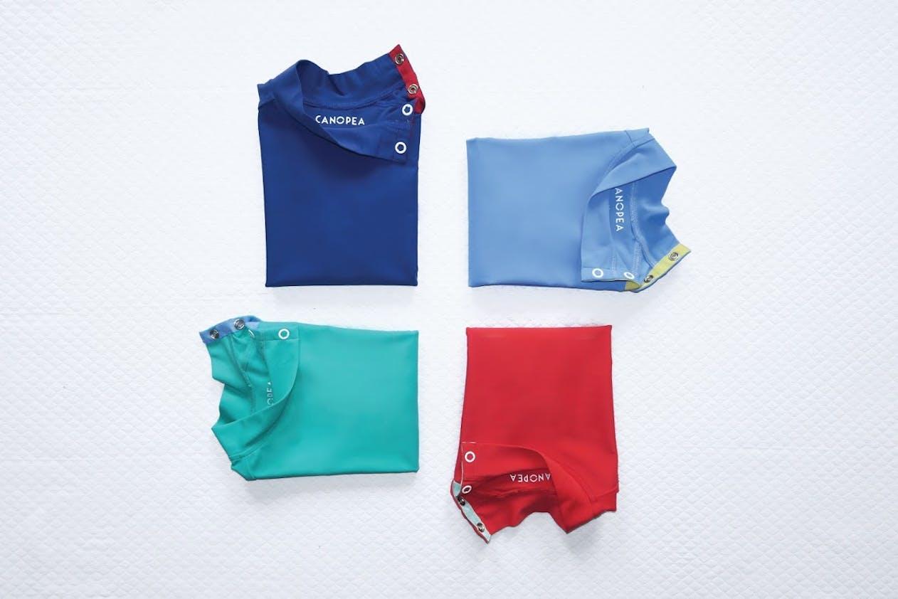 Tee shirt anti-UV, Canopea