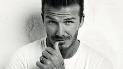 Vidéo : David Beckham offre 100 000 dollars à une   famille