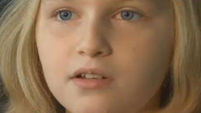 Une petite fille sauve la vie de son grand-père grâce à   son exposé de science