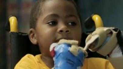 Etats-Unis : A 8 ans, Zion Harvey devient le plus jeune   greffé des deux mains au monde