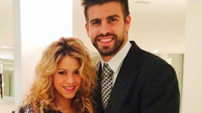 Shakira : son fils Sasha, âgé de 6 mois, joue déjà au   football !