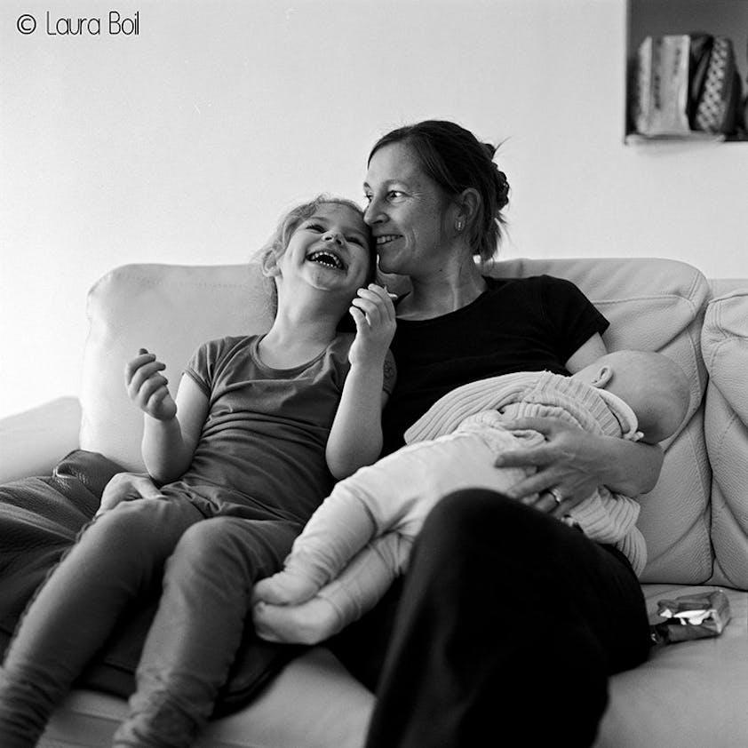 Marie Laure et Laeticia