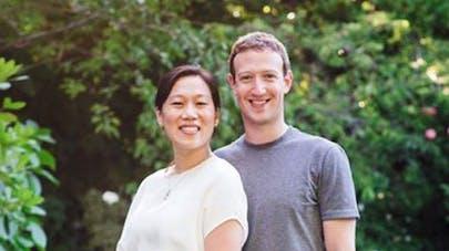 Mark Zuckerberg : son épouse est enceinte après 3 fausses  couches