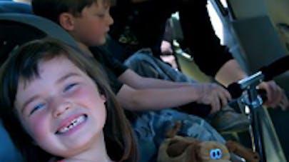 Départ en vacances : comment les parents occupent les   enfants en voiture ?