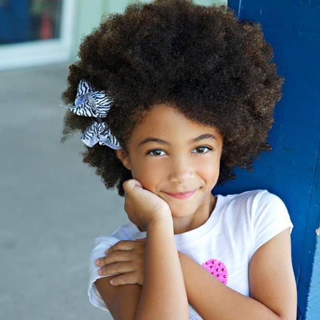 coiffure pour petite fille cheveux afro. Black Bedroom Furniture Sets. Home Design Ideas