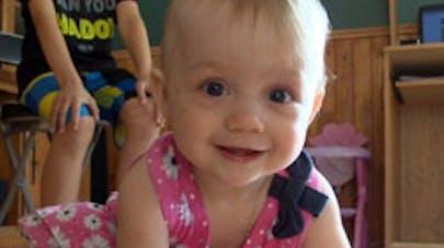 Aujourd'hui en bonne santé, ce bébé a déjoué tous les   pronostics des médecins