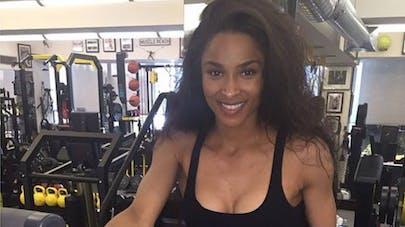 Ciara révèle comment elle a perdu ses 27 kilos de   grossesse