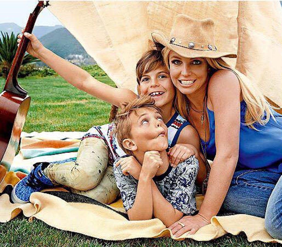 Les fils de Britney Spears