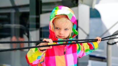 Mode enfant : les coupe-vent tendance à petits   prix