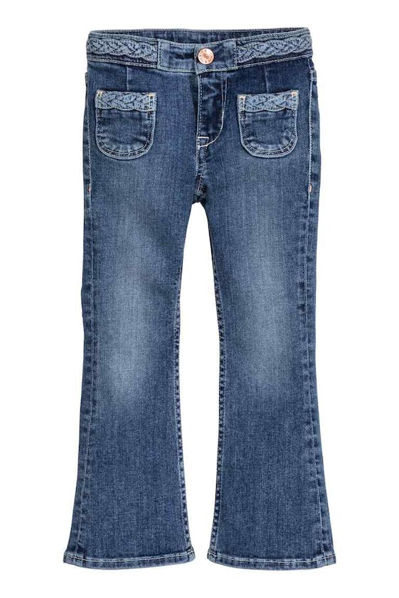 Jean fille boot Cut