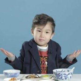 Vidéo : des enfants américains découvrent la cuisine du   monde