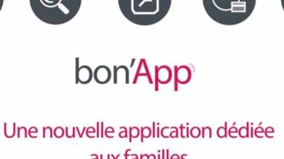 Bon'App : une nouvelle application pour gérer la cantine   scolaire