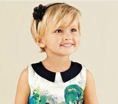 Photos 20 Coiffures Courtes Pour Petites Filles Parents