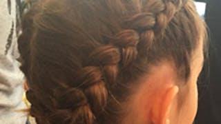Coiffures 25 id es de tresses pour petite fille parents for Salon de coiffure anti poux