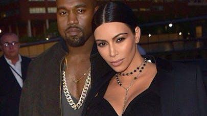 Kim Kardashian pourrait accoucher le jour de Noël