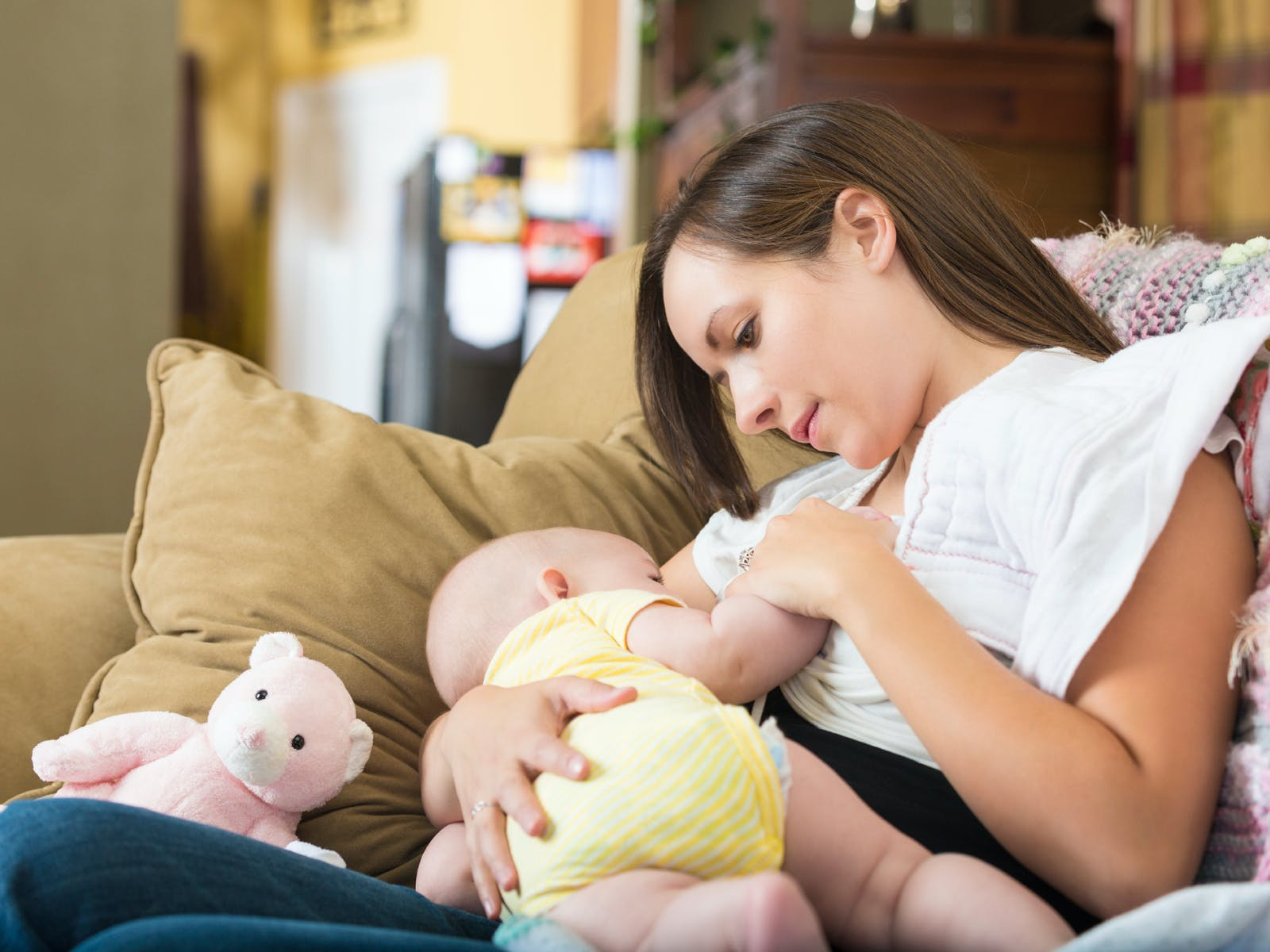 L'allaitement sans grossesse, c'est possible