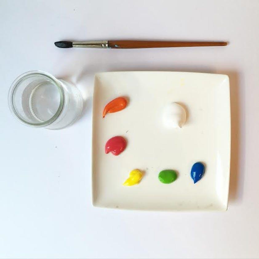 On sélectionne les couleurs