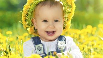 Naître en été, bénéfique pour la santé