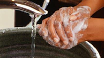Un meilleur apprentissage de l'hygiène des mains à l'école   réduirait les maladies