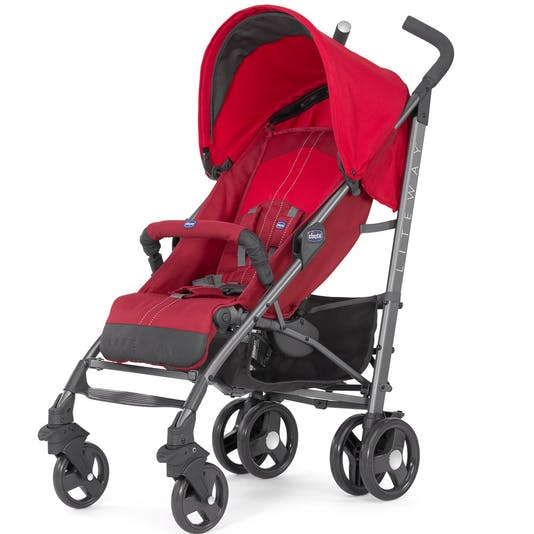 Poussette canne Lite Way 2, Chicco : élégante