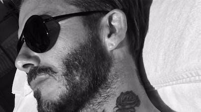 David Beckham : un nouveau tatouage dédié à Harper